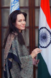 Angelina Jolie @ UN Commission for Refugees, New Delhi, India, 11/05/2006 - x9 HQ