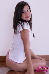 Lady Medellin Teen Models