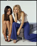 Kristen Bell and Mila Kunis