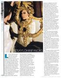 Arena Magazine July 2008 - Lindsay Lohan in Visa Swap UK 2008 Campaign photoshoot Foto 1629 ( - ������ ����� � Visa Swap �������������� �������� 2008 ���������� ���� 1629)
