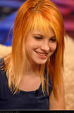 Hayley Williams singer from Paramore